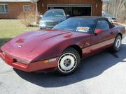 1987 CHEVROLET Chevrolet Corvette Base Convertible 2-Door